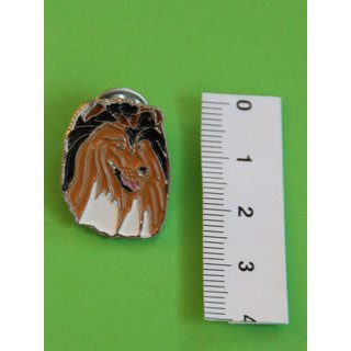 Pin/Anstecker Hunde Collie [p316]